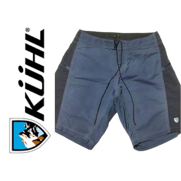 43c2f70afe Kuhl Other - Kuhl Mutiny board shorts. Size 34